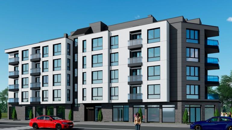 Агенция РЕВИСТА - представя за продажба БЕЗ КОМИСИОН, двустайни и тристайни апартаменти в модерна жилищна сграда в квартал Кючук Париж