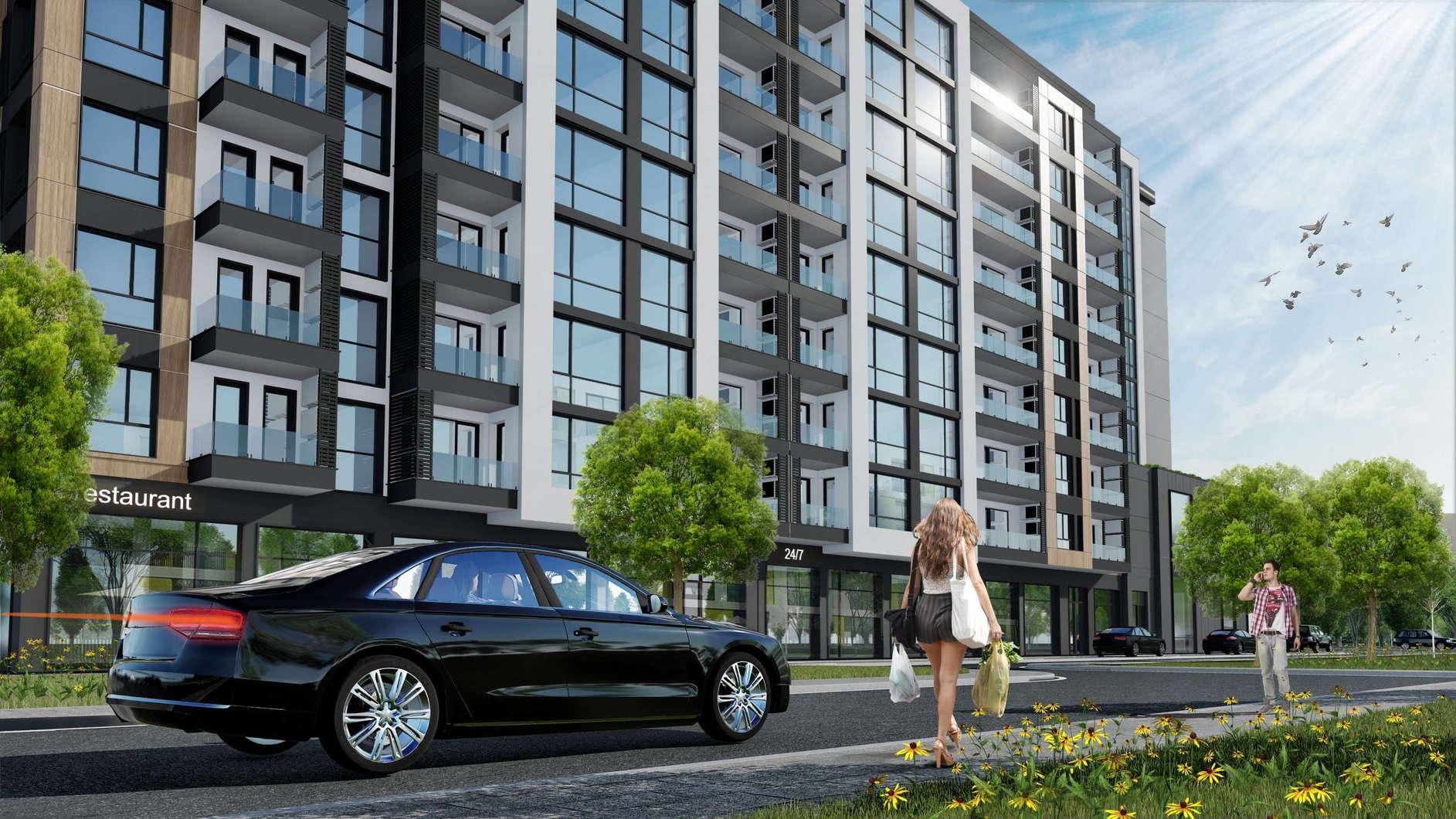 Агенция РЕВИСТА представя за продажба БЕЗ КОМИСИОН едностайни, двустайни и тристайни апартаменти в луксозен жилищен комплекс в Широк Център - Комплекс 1