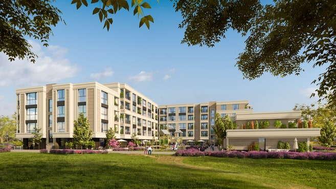 Агенция РЕВИСТА представя 📙ЕКСКЛУЗИВНИ ПРОДАЖБИ БЕЗ КОМИСИОН на, едностайни, двустайни, тристайни и многостайни апартаменти в луксозен жилищен комплекс Regatta Park West .