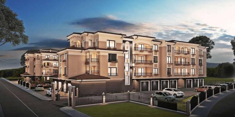 Агенция РЕВИСТА представя ПРОДАЖБИ БЕЗ КОМИСИОН на, едностайни, двустайни, тристайни апартаменти в луксозен жилищен комплекс в квартал Остромила
